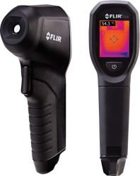FLIR TG130 пирометр термометр инфракрасный ИК тепловизор тепловизионный