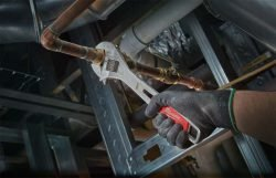 Ключ разводной гаечный Milwaukee размер 150 380 мм