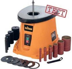 Triton TSPS450 станок шлифовальный осцилляционно шпиндельный тест ИТА СПб