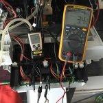 Проверка тока ионизации