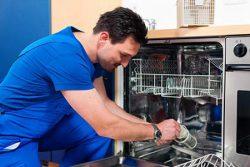 Налет в посудомоечной машине