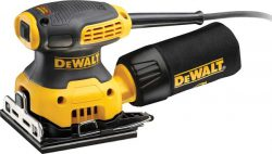 DeWALT DWE6411 машина плоскошлифовальная ПШМ шлифовальная плоская