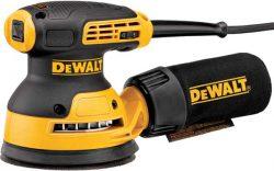 DeWALT DWE6423 машина шлифовальная эксцентриковая ЭШМ
