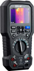 FLIR DM284 мультиметр графический IGM Infrared Guided Measurement технология