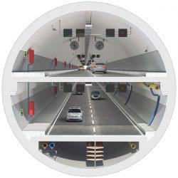Fischer дюбель анкер FNA II FBS гвоздевой гвоздь шуруп бетон Босфор тоннель Евразия первый автомобильный пролив