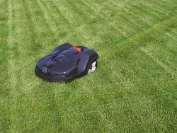 Газонокосилка робот Husqvarna Automower 420 монтаж