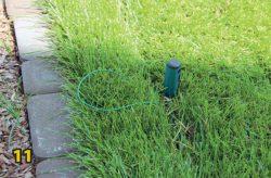 Петля удаленная точка газон робот газонокосилка Husqvarna Automower 420 монтаж