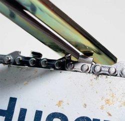 отзывы тест заточить цепь бензопилы пильную