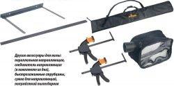 Triton TTS1400 пила параллельная направляющая соединитель быстрозажимная струбцина сумка пылесборник