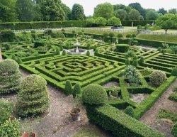 Регулярный сад уход