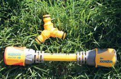 монтаж садового водопровода
