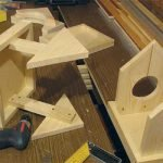 конструкция кормушка для птиц