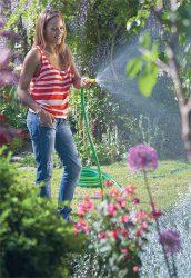 шланг садовый монтаж полив