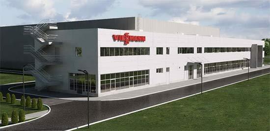 Завод Viessmann в России