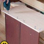 Обучение: делаем мебель для мастерской