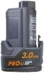 AEG L1230 аккумулятор 12 В PRO Li 3 А ч L1220 2