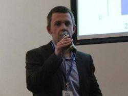 Алексей Антонов Husqvarna Хускварна директор продажи Россия дилерский саммит 2016
