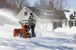 Husqvarna ST 330 PT снегоотбрасыватель бензиновый