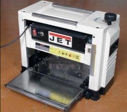 Тест Jet JWP 12 рейсмус мини станок рейсмусовый рейсмусный ИТА СПб