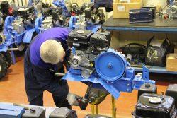 двигатель для мотоблока культиватора установка установить