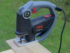 Skil 4600 LA Combisaw лобзик сабельная пила тест комбинированный электрический