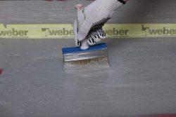 Гидроизоляционная мастика weber.vetonit 822
