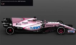 Sahara Force India и BWT