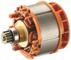 AEG BEWS18 230BL 0 УШМ болгарка аккумуляторная бесщеточный двигатель