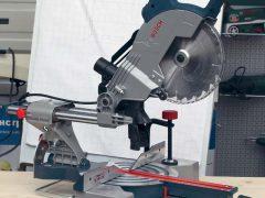 Bosch GCM 800 SJ Professional пила торцовочная торцовочно усовочная протяжка
