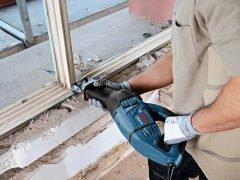 Bosch GSA 16 32 пила сабельная ножовка сетевая профессиональная Бош Professional