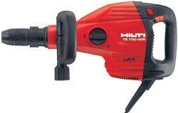 Hilti TE 700 AVR отбойный молоток бетонолом отбойник хилти электрический сетевой