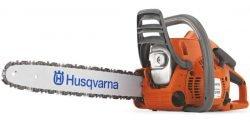 Husqvarna 240 бензопила пила цепная бензиновая бензомоторная Хускварна