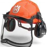 Шлем Husqvarna Classic серия одежда защитная экипировка