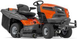 Husqvarna TC 342T трактор садовый мини газонный газонокосилка сиденье