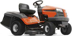 Husqvarna TC 38 трактор садовый мини газонный газонокосилка сиденье
