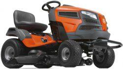 Husqvarna TS 243T трактор садовый мини газонный газонокосилка сиденье