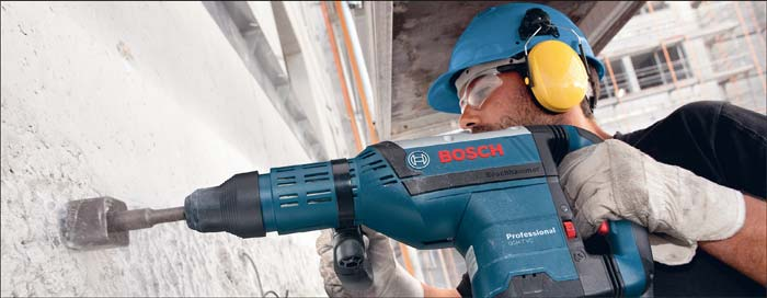 Отбойный молоток бетонолом отбойник Bosch GSH 7 VC обзор Hilti Status Sturm! Зубр TE 700 AVR MH 1200 RH2519P ЗМ 35 1600 ВК