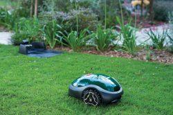 Robomow RX12 RX20 RX газонокосилка роботизированная робот газонокосильщик