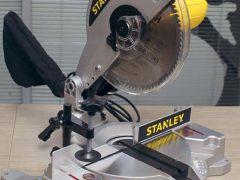 Stanley STSM1510 пила торцовочная торцовочно усовочная стэнли