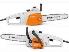 Stihl MSE 141 C Q электропила цепная пила электрическая