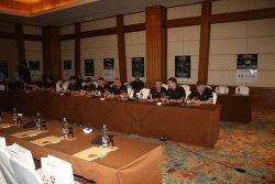Unisaw Group дилерская конференция 2017 Таиланд Юнисоо Caiman Oleo Mac Maruyama Honda Gianni Ferrari