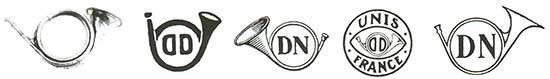 Логотип компании De Dietrich