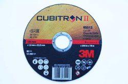 тест отрезные круги ресурс Cubitron 2 II