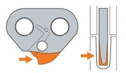 правильно натянуть цепь заточить бензопилы Штиль Stihl