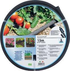 отзывы капельный полив Fitt Ecodrop для дачи садовый