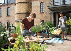 Gardena Домашнее садоводство комплект набор инструмент