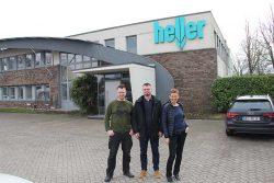 Heller Хеллер завод в Германии Динклаге