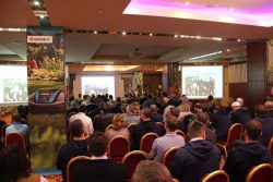 Husqvarna Хускварна Gardena дилерская конференция 2017 Marriott Марриотт Ереван Армения саммит 29 март