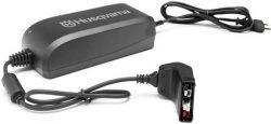 Новое упрощённое зарядное устройство Husqvarna QC80
