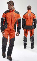 Husqvarna Technical защитная одежда экипировка куртка штаны брюки